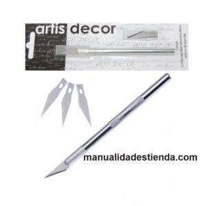 Cutter estilete de Precisión