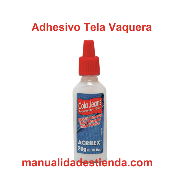 Adhesivo para tela Vaquera