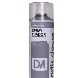 fijador en spray