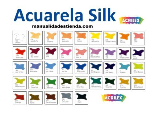 Fashion Colors Acrilex Acuarela silk